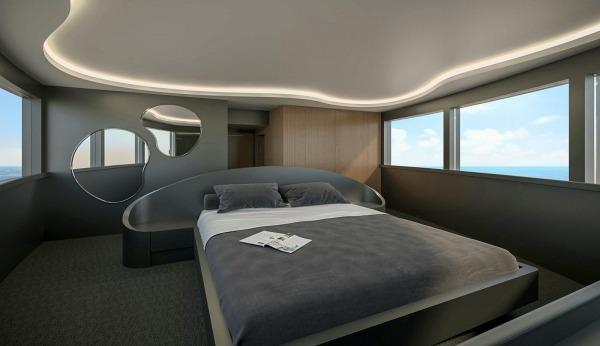 Super Yacht Dizaynı
